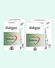 Diabgon Capsules and Powder Best Value Combo Packs