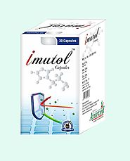 Ayurvedic Herbal Immune Booster Supplements Imutol Capsules