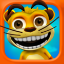 ! Talking Cat Toby - My Funny Virtual Pet Animal that Repeats Free Game for Kids