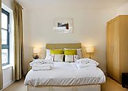 City Reach 5 Two Bedroom Apartment, London Serviced Apartments - RatedApartments
