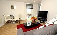 Sleek modern one-bedroom in Limehouse, London Serviced Apartments - RatedApartments