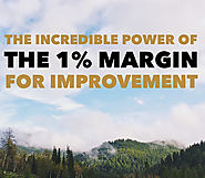 The Incredible Power of the 1% Margin for Improvement | Paula Pant