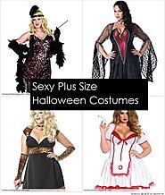 Sexy Plus Size Halloween Costumes for Women