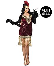 Plus Size Sexy Halloween Costumes for Women