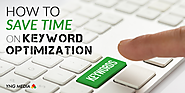 Learn to save time on keyword optimization