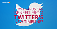 New benefits from Twitter's new timeline