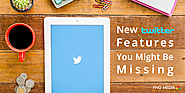 Know about the new Twitter features