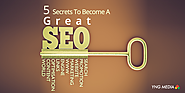 Become a great SEO with 5 secrets