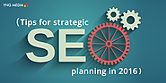 How to plan SEO strategies in 2016?