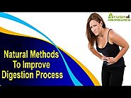 Natural Methods To Improve Digestion Process Without Any Side Effects