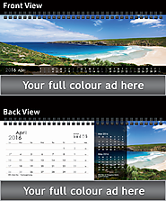 Why are Advertising calendars so valuable- Sands of Time