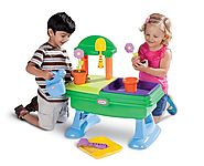 Little Tikes Garden Table Review | KidsDimension