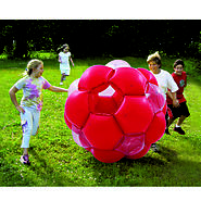 Giant Inflatable Human Hamster Ball