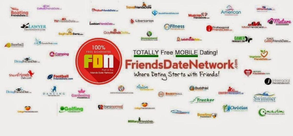 Headline for Friends Date Network