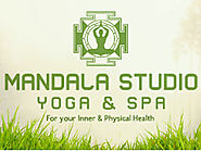 Mandala Studio Yoga & Spa!!