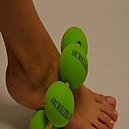 Relieving foot pain with tried and tested methods like massage ball