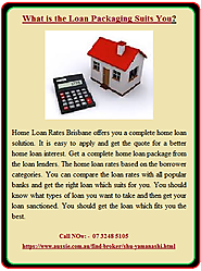 Facts You Should Know About Mortgage Broker Brisbane