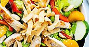 Asian Citrus Chicken Salad