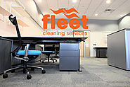 How Professional Office Cleaning Services Benefit Your Work Space