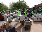 Process Followed Up For E Waste Recycling