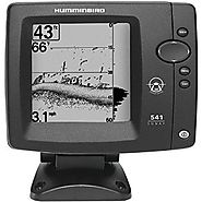 Humminbird 409700-1 541 Fish Finder (Grey)