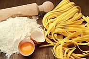 Make Your own pastas, spagetti and sauces