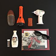 The minimalist game day 4 photo. 4 items each 8 total. highlighted item earwax vacuum.