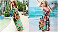 Hawaiian Dresses: Don't Let These Summers Dull Your Sparkle!
