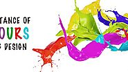 Importance of Colours in Web Designing