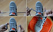 Teach children to tie their shoelaces in just TWO SECONDS!