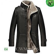 CWMALLS® Custom 2in1 Lambskin Trench Coats CW858102