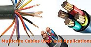 Multicore cables Uses and applications