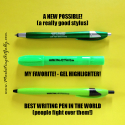 Promotional Products I Love! Oh the pens...:)