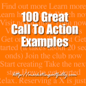 Small Business Marketing - 100 Great Call To Action Examples