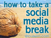 How to Take a Social Media Break for Your Business