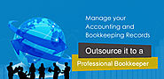 Manage your Accounting and Bookkeeping Records, Outsource it to a Professional Bookkeeper