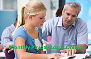 Monthly Payday Loans Can Be Helpful Financial Solution In Difficulty Time