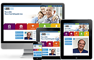 Medical Web Design | Syracuse Orthopedic Specialists (2014)