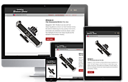 Ecommerce Web Design | Brannock Device Co. (2015)
