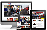 Corporate Website Design | G&C Foods (2013)