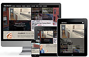 Apartment Website Design | Pike Block Luxury Apartments (July 2012)