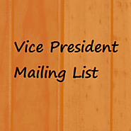 Vice President Mailing List