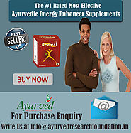 Ayurvedic Energy Enhancer Supplements By AyurvedResearchFoundation.in