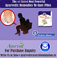 Ayurvedic Remedies To Cure Piles By AyurvedResearchFoundation.in