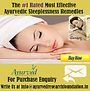 Ayurvedic Sleeplessness Remedies To Prevent Insomnia By AyurvedResearchFoundation.in