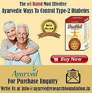 Ayurvedic Ways To Control Type-2 Diabetes By AyurvedResearchFoundation.in