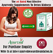 Ayurvedic Supplements To Detox Kidneys By AyurvedResearchFoundation.in