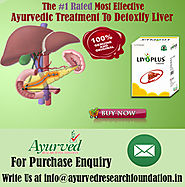 Ayurvedic Treatment To Detoxify Liver By AyurvedResearchFoundation.in