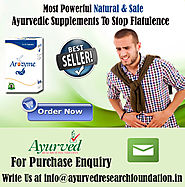 Ayurvedic Supplements To Stop Flatulence By AyurvedResearchFoundation.in