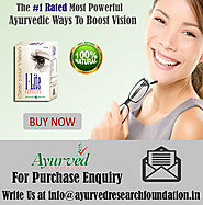 Ayurvedic Ways To Boost Vision By AyurvedResearchFoundation.in